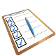 Task Check List and Approval Process